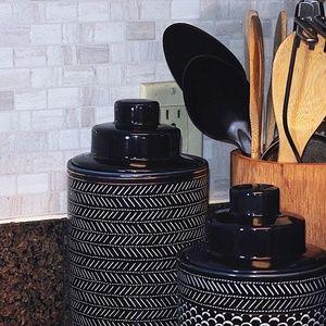 Short Cylinder Canister